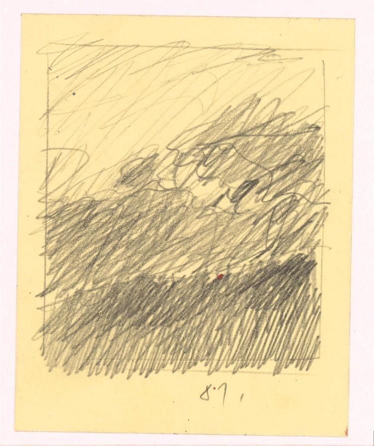 skica / sketch / Skizze