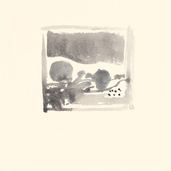 1978; akvarel / watercolour / Aquarell