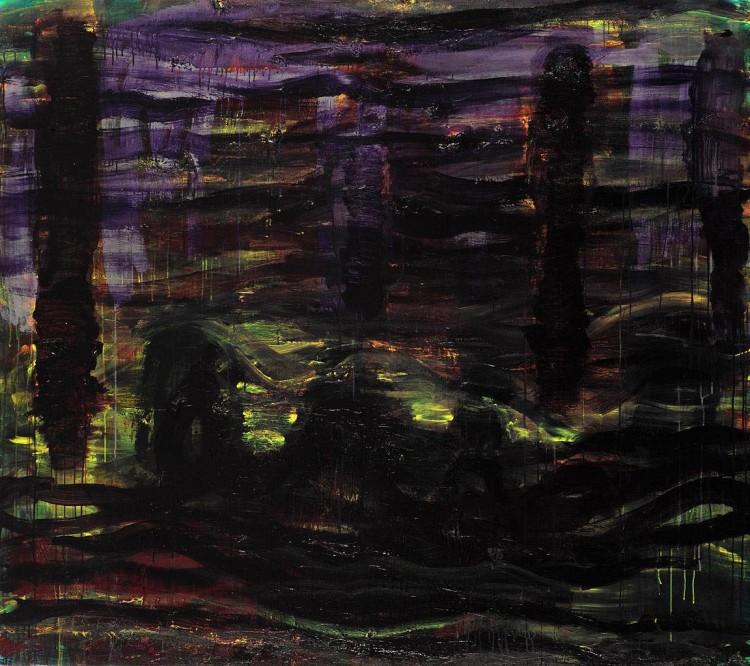 Krajina, 2013, 170x210,akril
