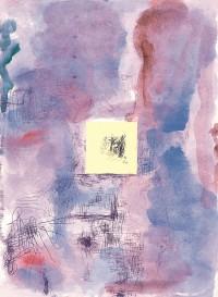 B.N., 1992, mešana tehnika, papir / mixed media, paper / gemis-chte Technik, 44 x 32,5 cm